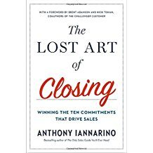 lost art of closing
