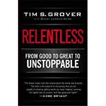 relentless tim grover